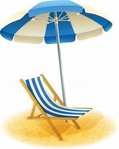 liegestuhl mit sonnenschirm illustration premium clipart With französischer balkon mit sonnenschirm clipart