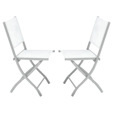 chaise pliante aluminium textilene les concepteurs artistiques chaise de jardin pliante aluminium et textilene