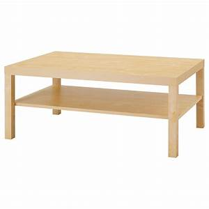 Ikea Petite Table : lack coffee table birch effect 118 x 78 cm ikea ~ Teatrodelosmanantiales.com Idées de Décoration