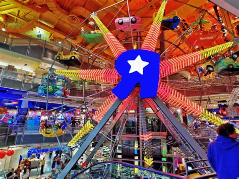 Toys R Us Times Square