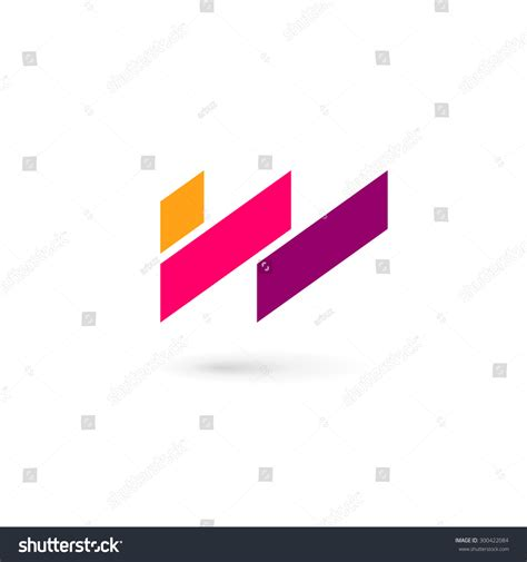 letter w is for walk stock vector image 71024801 letter w logo icon design template stock vector 300422084