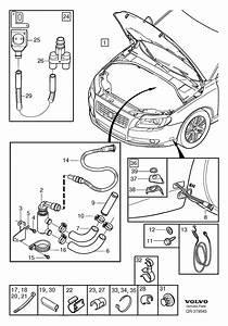 Volvo S80 Engine Heater