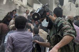 Syria used chemical weapons, probably nerve gas, says ...