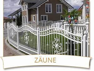 Gartenzaun Aus Metall : polzaun kunstschmiede aus polen ~ Orissabook.com Haus und Dekorationen