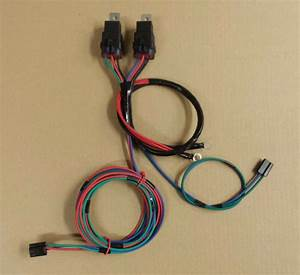 Johnson Evinrude Power Trim  U0026 Tilt Relay Wiring Harness