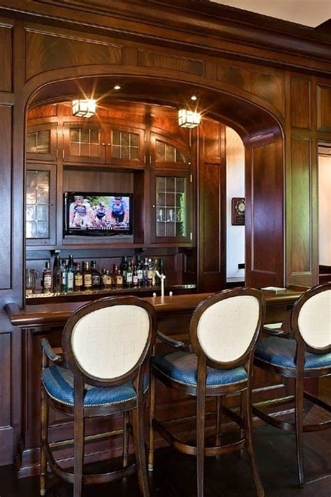 52 Splendid Home Bar Ideas To Match Your Entertaining. White Bathroom. Lowes In Russellville Arkansas. Leather Barstools. Lisa Vanderpump Closet