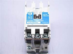 Cn35dn3 Cutler Hammer Lighting Contactor