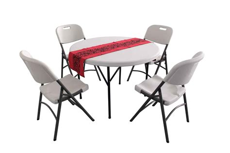 costco folding table and chairs cosco children folding