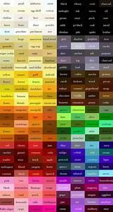 THE COLOR THESAURUS | Color Palettes | Pinterest | Colors and The ou0026#39;jays