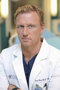Kevin McKidd as Dr Owen Hunt in Grey's Anatomy | TV ...
