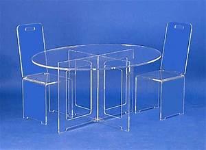 Table En Plexiglas : plexiglass table plexiglas table sur enperdresonlapin ~ Teatrodelosmanantiales.com Idées de Décoration