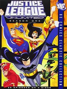 Watch Justice League Unlimited - Season 1 Online Free On ...