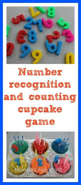 149 Best Images About Number Recognition And Counting On Pinterest  Count, Number Activities