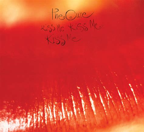 Kiss Me, Kiss Me, Kiss Me (deluxe Edition) By The Cure On