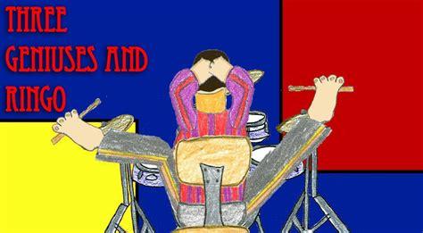 Three Geniuses And Ringo