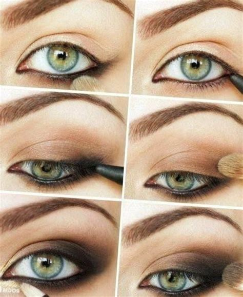 17 best ideas about maquillage yeux verts on yeux verts fard 224 paupi 232 res en bronze
