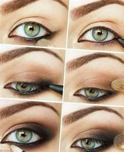 Maquillage Mariage Yeux Vert : 17 best ideas about maquillage yeux verts on pinterest ~ Nature-et-papiers.com Idées de Décoration