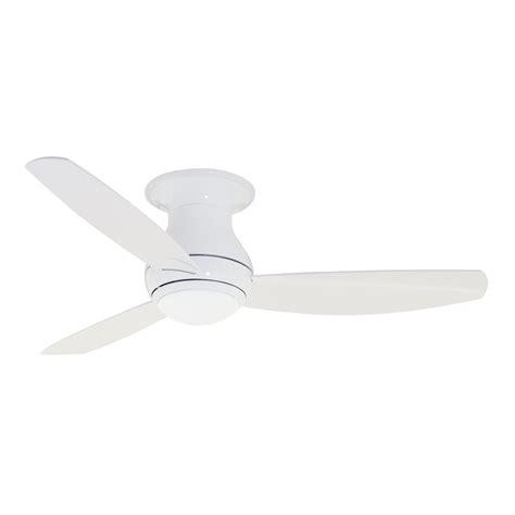 emerson curva sky 52 ceiling fan emerson curva sky 52 in indoor outdoor appliance white