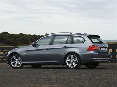 Bmw 335i Touring [au-spec] (e91) '2008–12