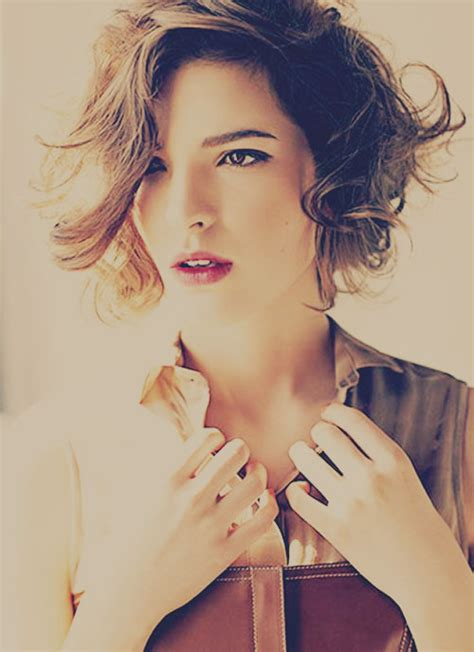 short curly hairstyles   short