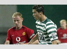 Roy Keane Cristiano Ronaldo got his Man United move by
