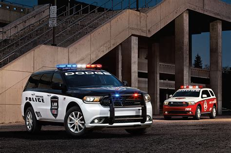 2018 Dodge Durango Special Service Built To Fight Crime