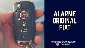 Alarme Fiat Argo E Cronos - Acess U00f3rio Original Mopar