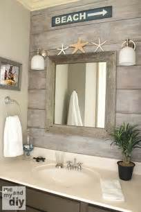 beachy bathroom beach theme decor pinterest 187 home design 2017