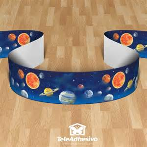 Outer Space Wall Border