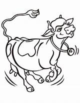 Cow Coloring Cartoon Clipart Pages Cows Cartoons Printable Drawing Fat Cliparts Clip Cute Clipartbest Skinny Hm Print Library Pdf Getdrawings sketch template