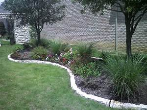 Edging design ideas for Landscape borders