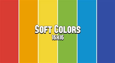 soft colors soft colors resource pack 1 12 2 1 11 2 9minecraft net