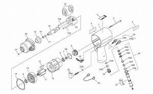 Ingersoll 8 U0026quot  Drive Air Impact Wrench Repair