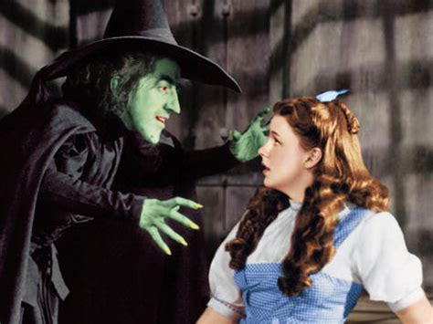 the witch and the quot the wizard of oz quot oscar honors 75th anniversary of quot the