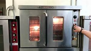 4 Blodgett And 2 Montague Commercial Electric Convection
