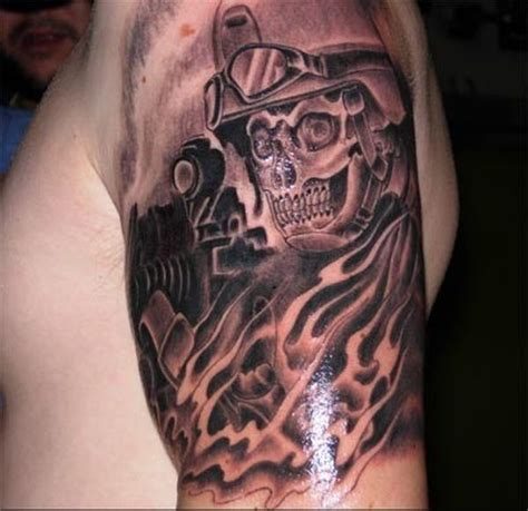 military tattoos damn cool pictures