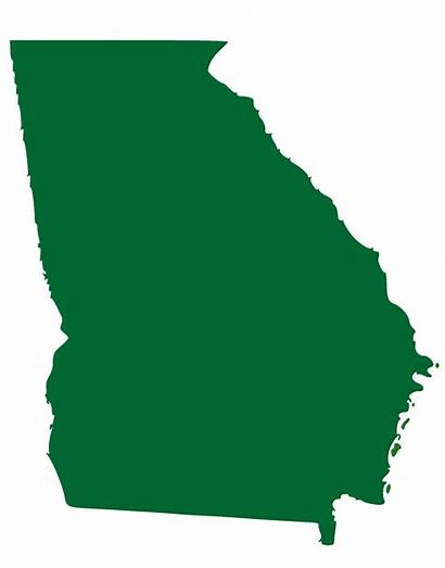 Georgia State Svg Health Wikipedia Mental Clipart