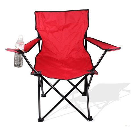 outdoor large armrest chair casual folding chair portable