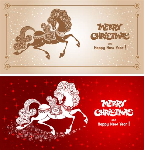 This christmas believe svg include both the svg file and dxf files, for you to use on all of your scrapbook and silhouette products. Merry Christmas And Happy New Year Vector | Free Vector ...