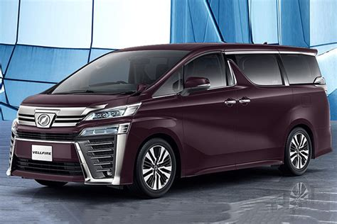 Toyota Vellfire Picture by New Toyota Vellfire Prices Mileage Specs Pictures
