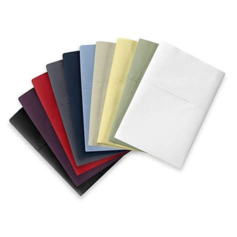 wamsutta sheets wamsutta 174 cool touch percale cotton 350 thread count sheets bed bath beyond