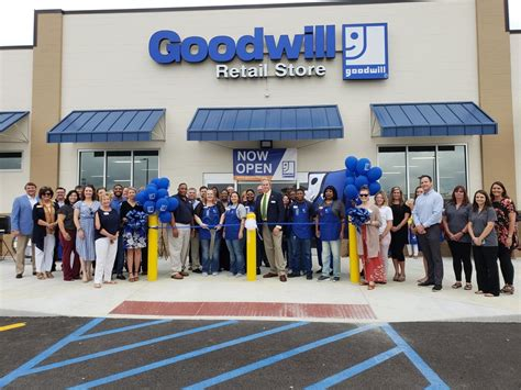 Goodwill Ecommerce by Goodwill Holds Grand Opening For New Location News