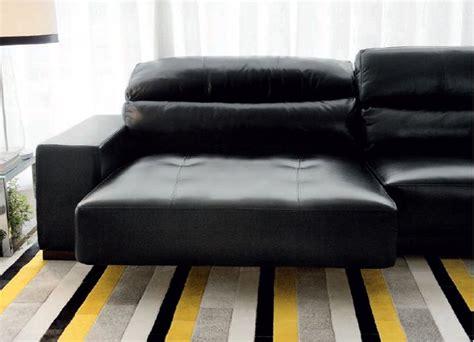 sala sofa preto e painel sof 225 retr 225 til couro natural tomy salvatore promoc 227 o