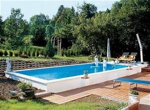 Pool Rechteckig Stahl : pool typen im berblick lagerhaus ~ Markanthonyermac.com Haus und Dekorationen