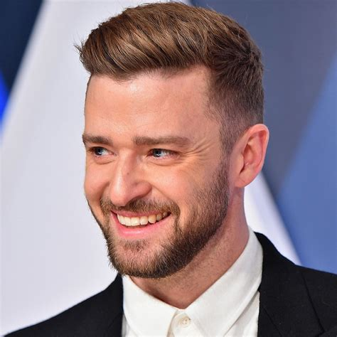 901 tequila justin timberlake haircuts and hair style