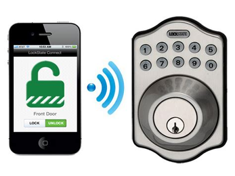 iphone door lock remotely create temporary codes for residential doors