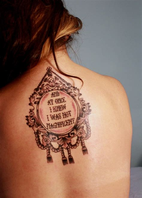 mirror tattoo designs ideas  meaning tattoos