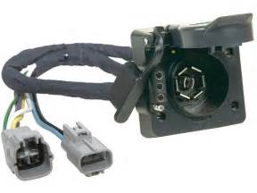 2013 Tundra Wiring Harnes Connector by For 2007 2013 Toyota Tundra Trailer Wiring Harness