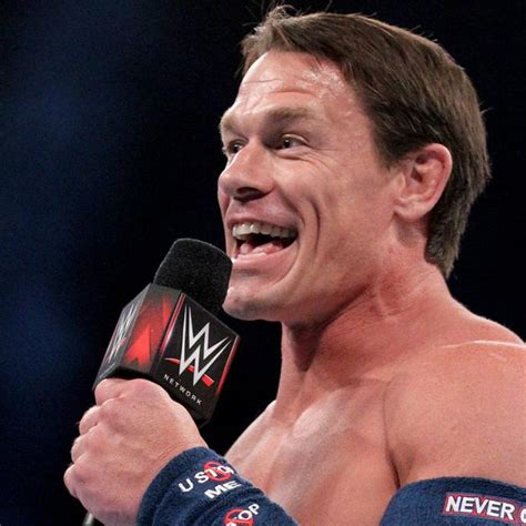 John Cena Competes In Steel Cage At WWE Live Event