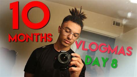 10 Months Of Dreadlocks (vlogmas Day 8)  Youtube